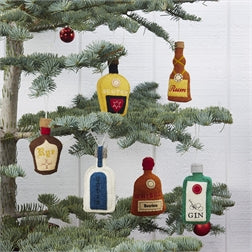 Bottled Spirits Ornament-Two's Company-The Grove