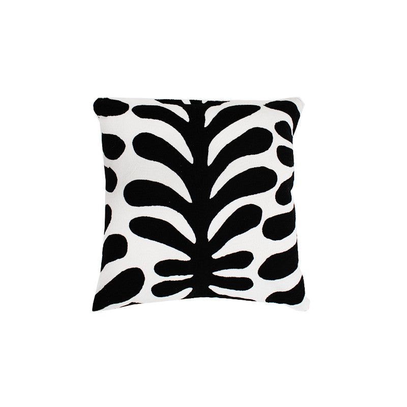 Abstract Vine Pillow-Kate Spade-The Grove