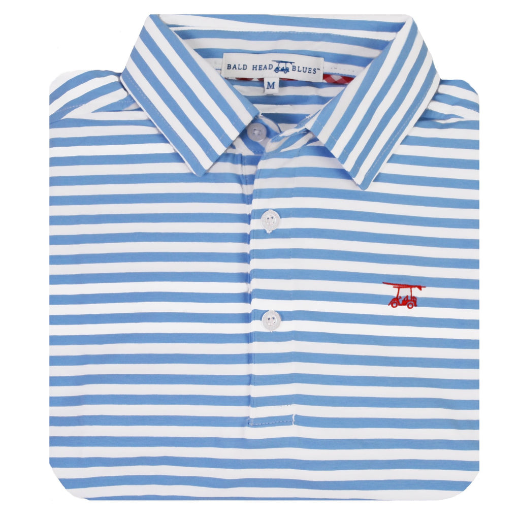 Ace Polo | Bell and White