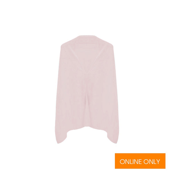 Cashmere Dress Topper | Blush