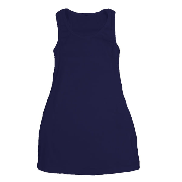 Tummy Tucker Tank | Navy