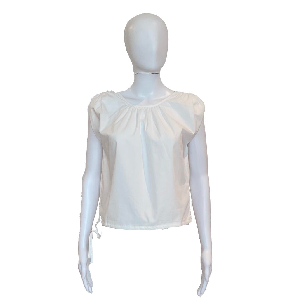 Valeria Top | White