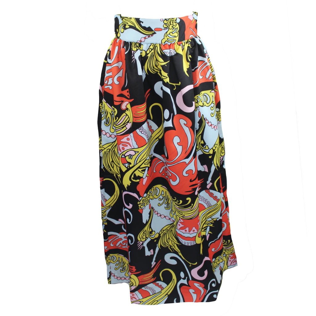 Diddle Skirt | Nouveau Black