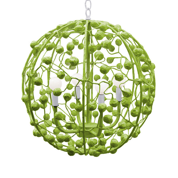 Stray Dog Designs Douglas Fir Celeste Sphere - thegrovewp