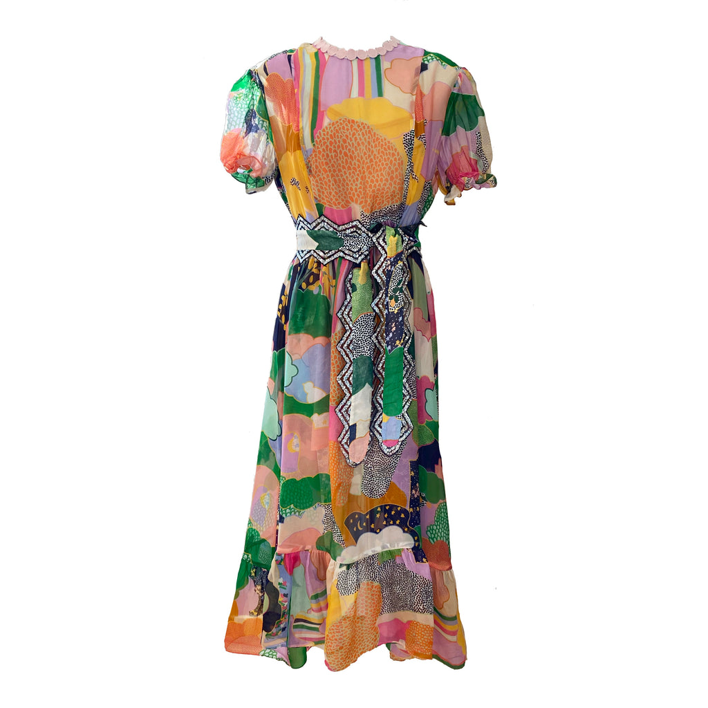 Archipelago Dress | Multi