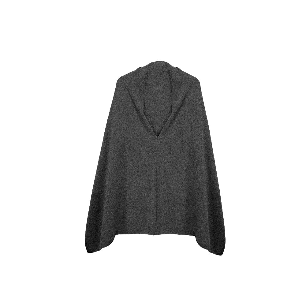 Cashmere Dress Topper | Graphite