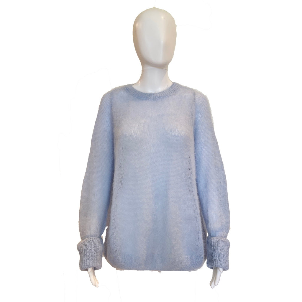 Mohair Sweater | Periwinkle