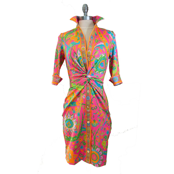 Twist and Shout Dress | Magic Carpet