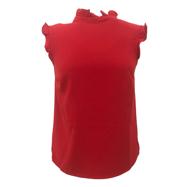 Juliana Top | Merry Red