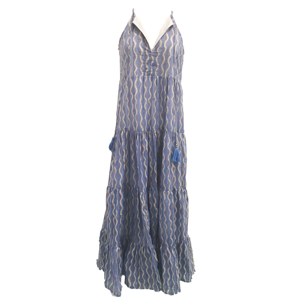 Maxi Dress | Cornflower Blue