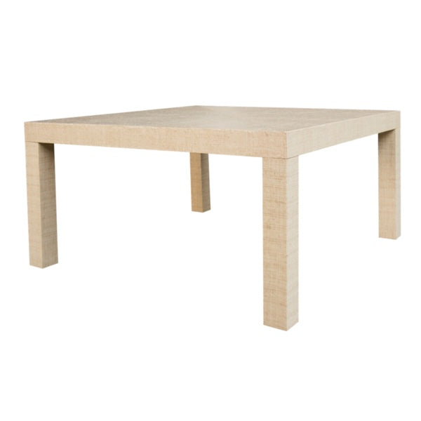 Newport Grasscloth Dining Table-Society Social-The Grove