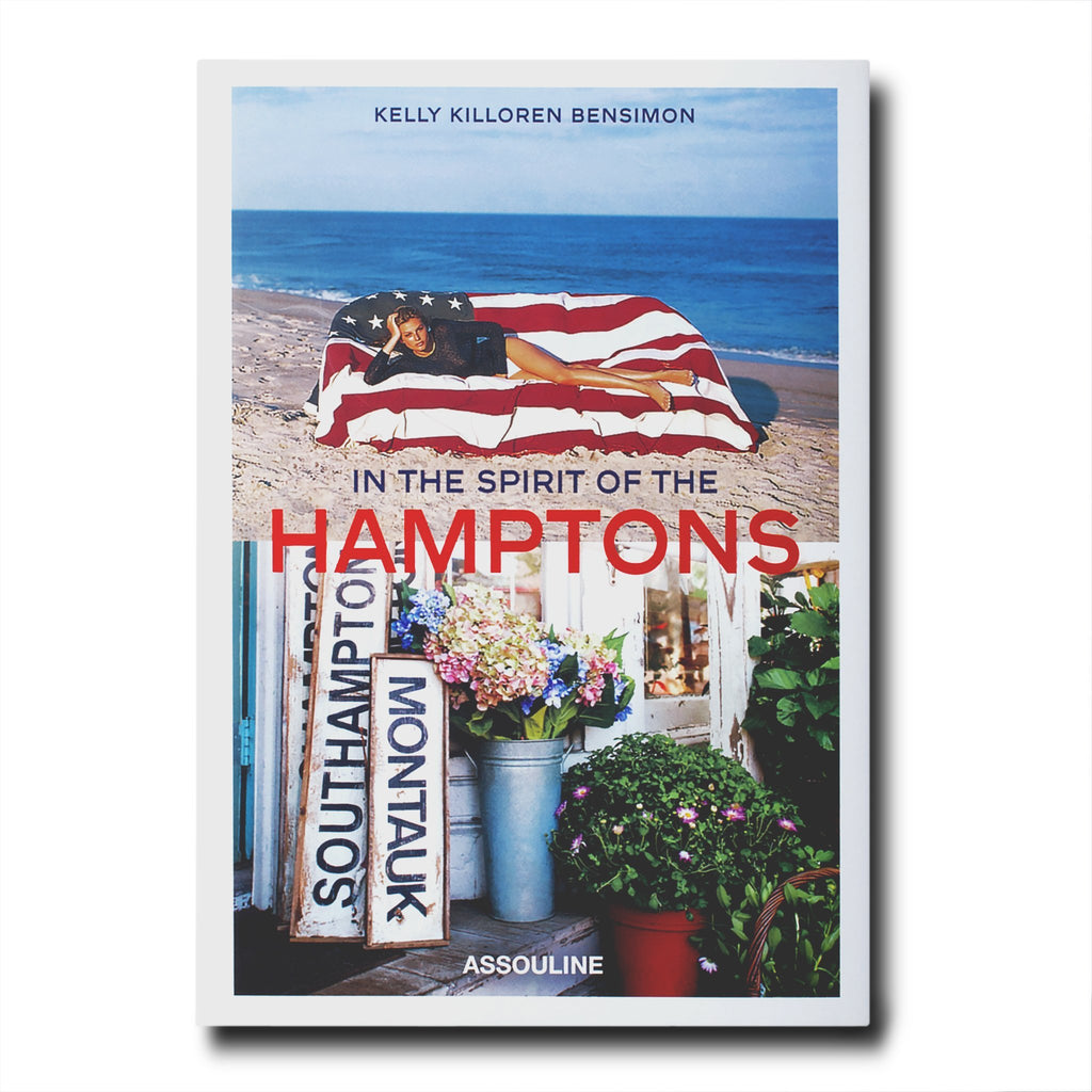 In the Spirit of The Hamptons-Assouline-The Grove