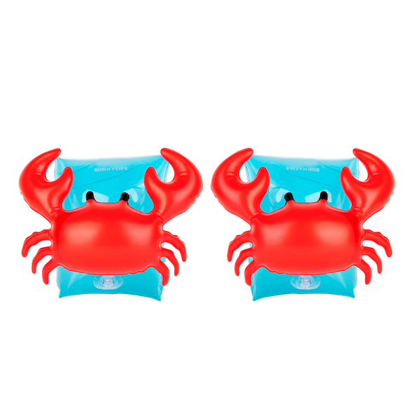 Sunnylife Inflatable Crabby Arm Bands - thegrovewp
