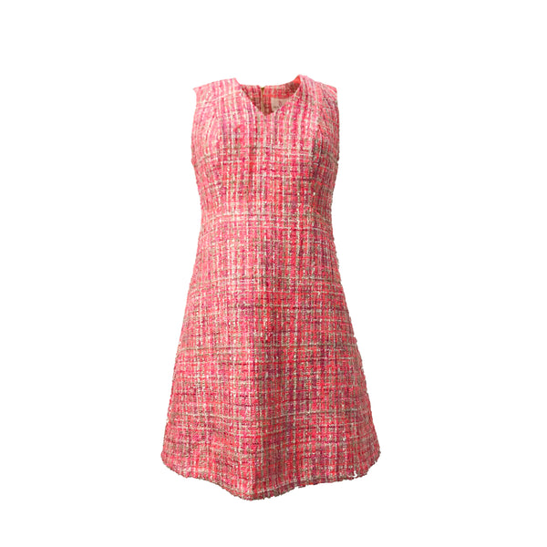 Fern Dress | Sugar Palm Tweed