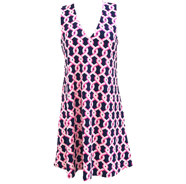 Sagamore Print Livie Dress