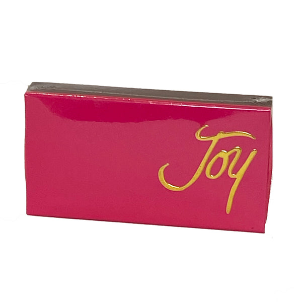 Matchbox | Joy on Pink