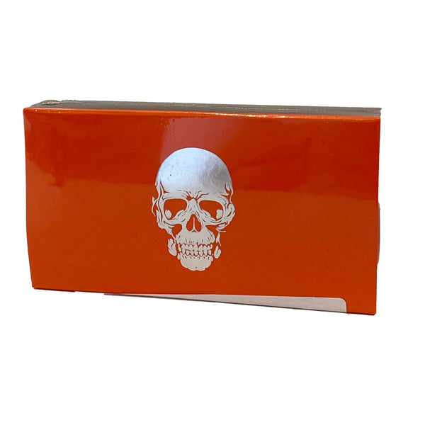 Matchbox | Skull on Orange