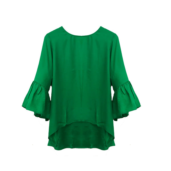 Ivy Top | Kelly Green