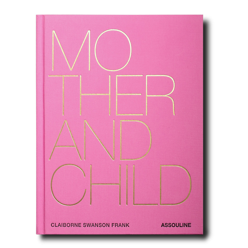Coffee Table Book | Mother and Child