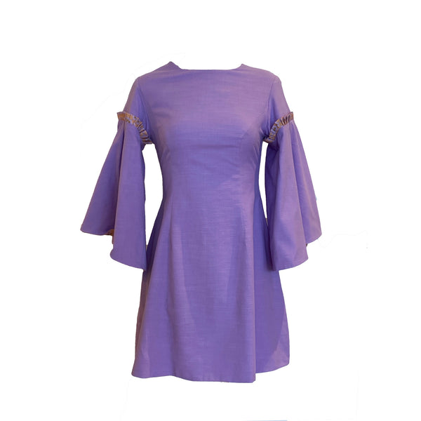 Rae Dress | Lavender