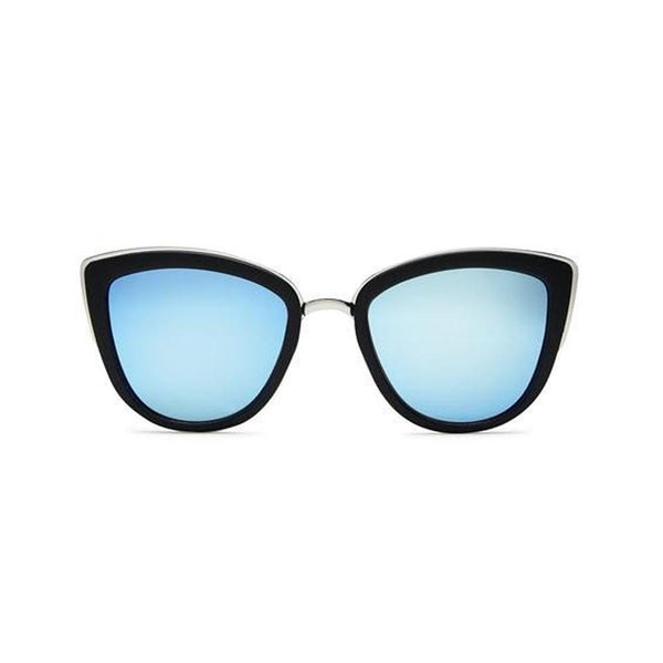 My Girl Black & Blue Sunglasses