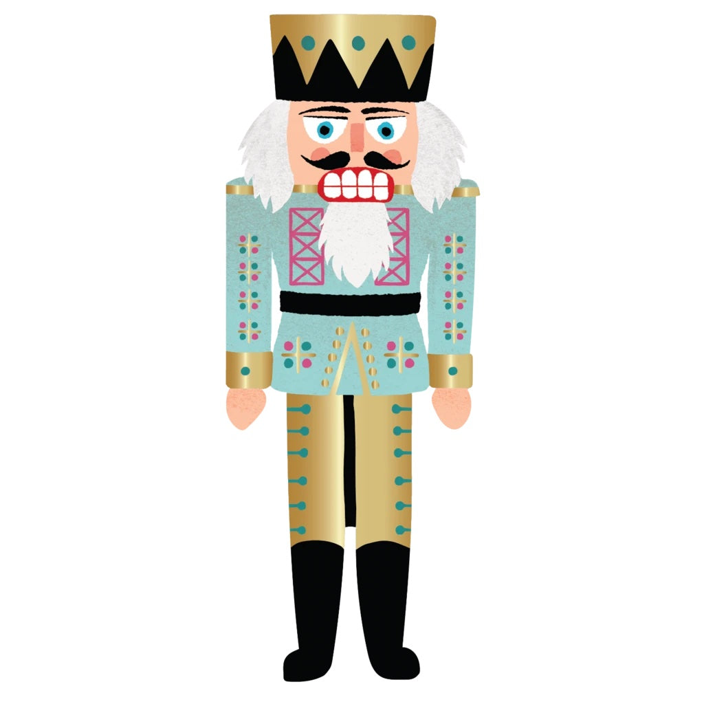 Nutcracker Boxed Cards