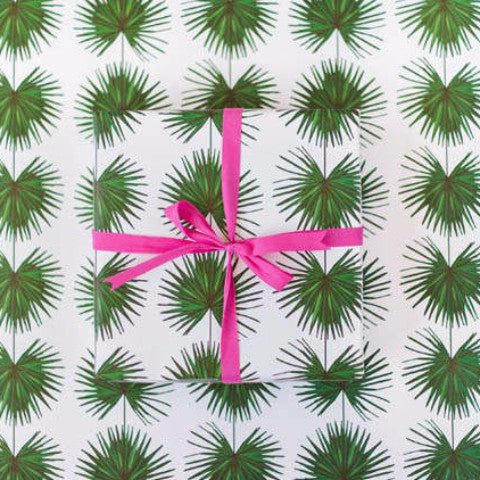 Palm Leaf Wrapping Paper