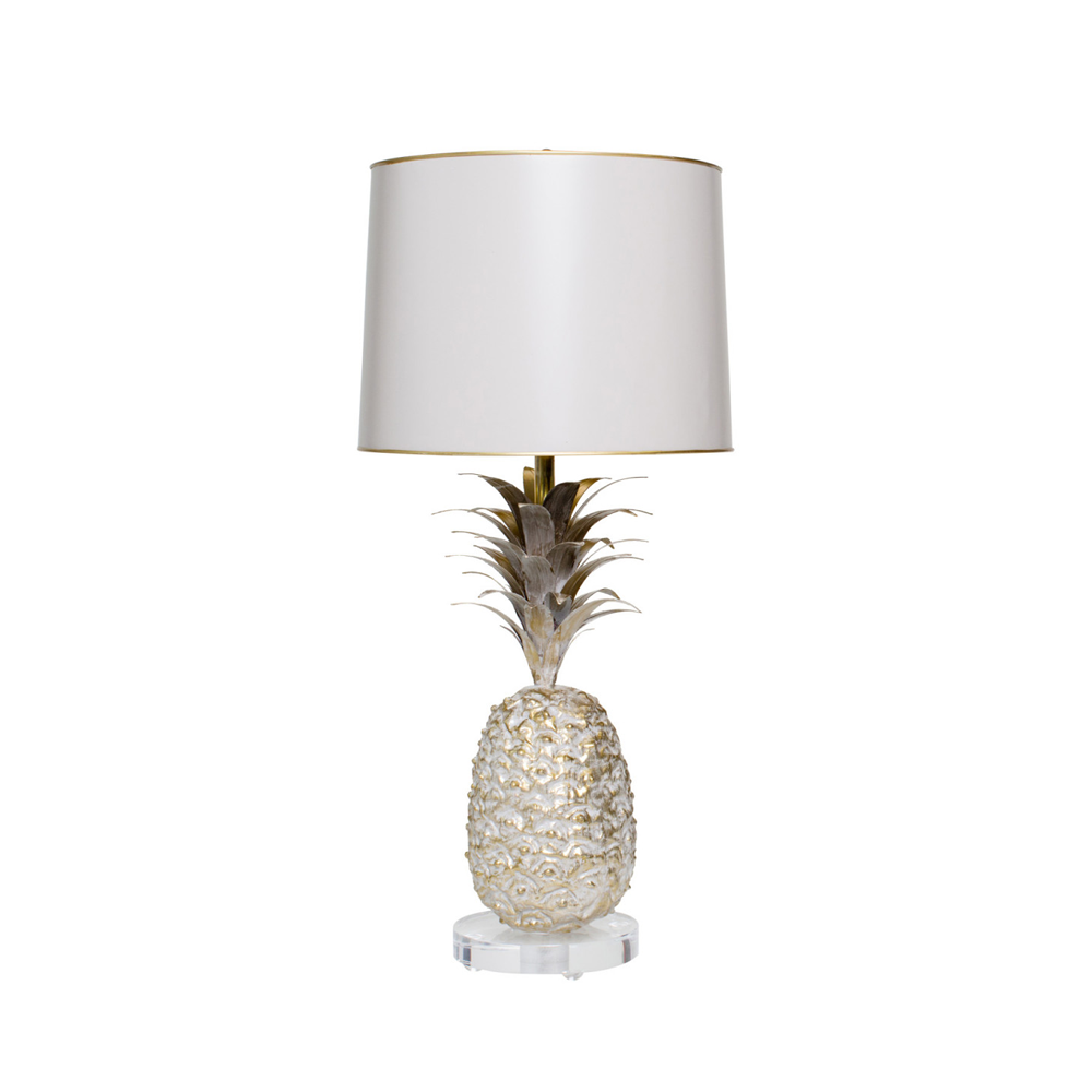 Pineapple Table Lamp-Stray Dog Designs-The Grove