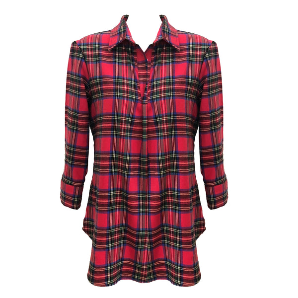 Popover Tunic | Red Flannel