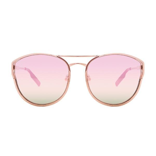 Cherry Bomb Sunnies | Rose Gold & Pink