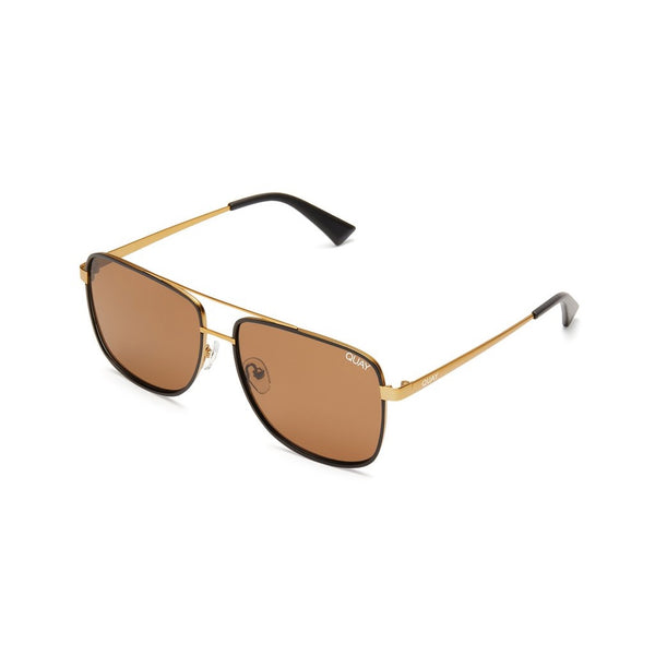 Modern Times Sunnies | Bronze-Quay Australia-The Grove