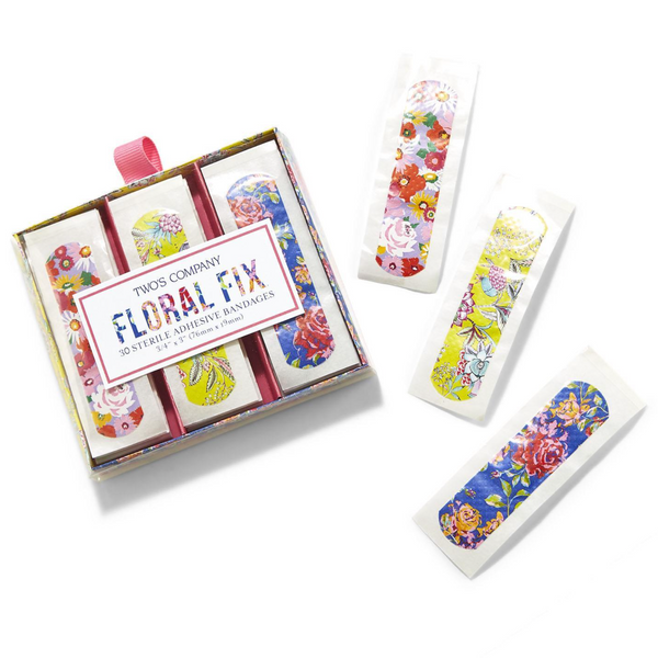 Floral Fix Bandages
