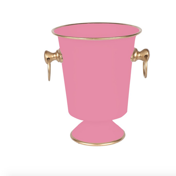 Regency Ice Bucket | Pink