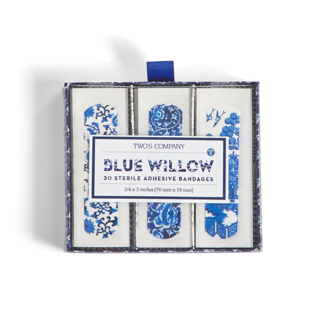 Blue Willow Bandages