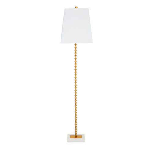 Jana Floor Lamp-Old World Design-The Grove