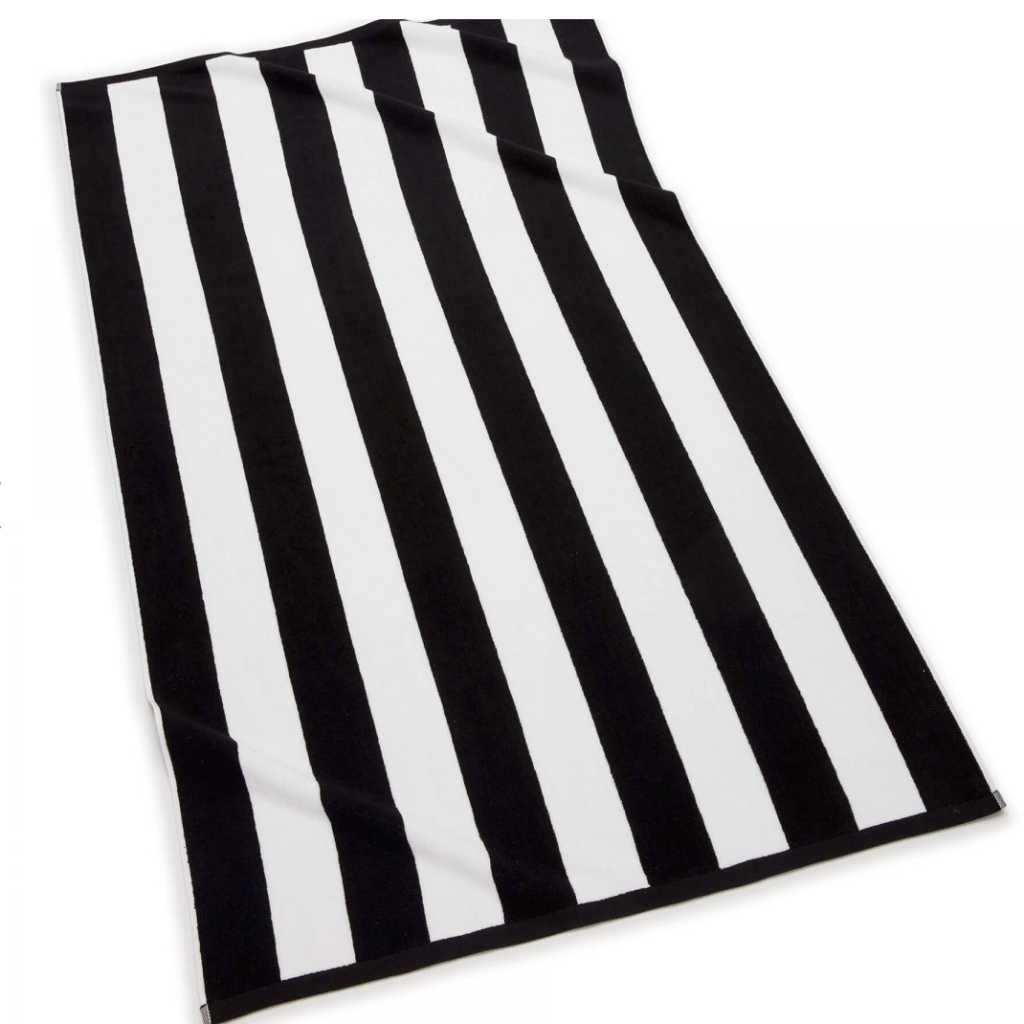 Beach Towel | Black