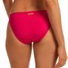 Shirred Side Hipster Bikini Bottom | Fuchsia-Trina Turk-The Grove