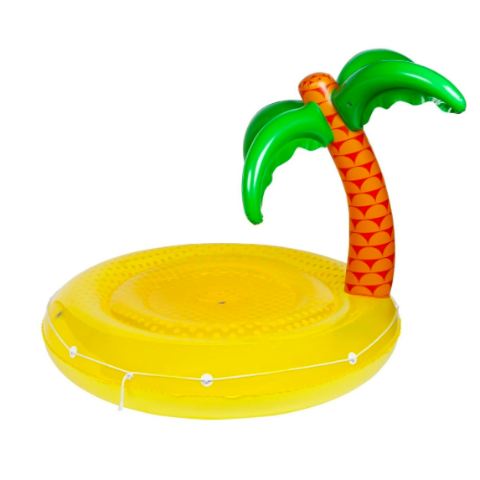 Luxe Twin Tropical Island Float