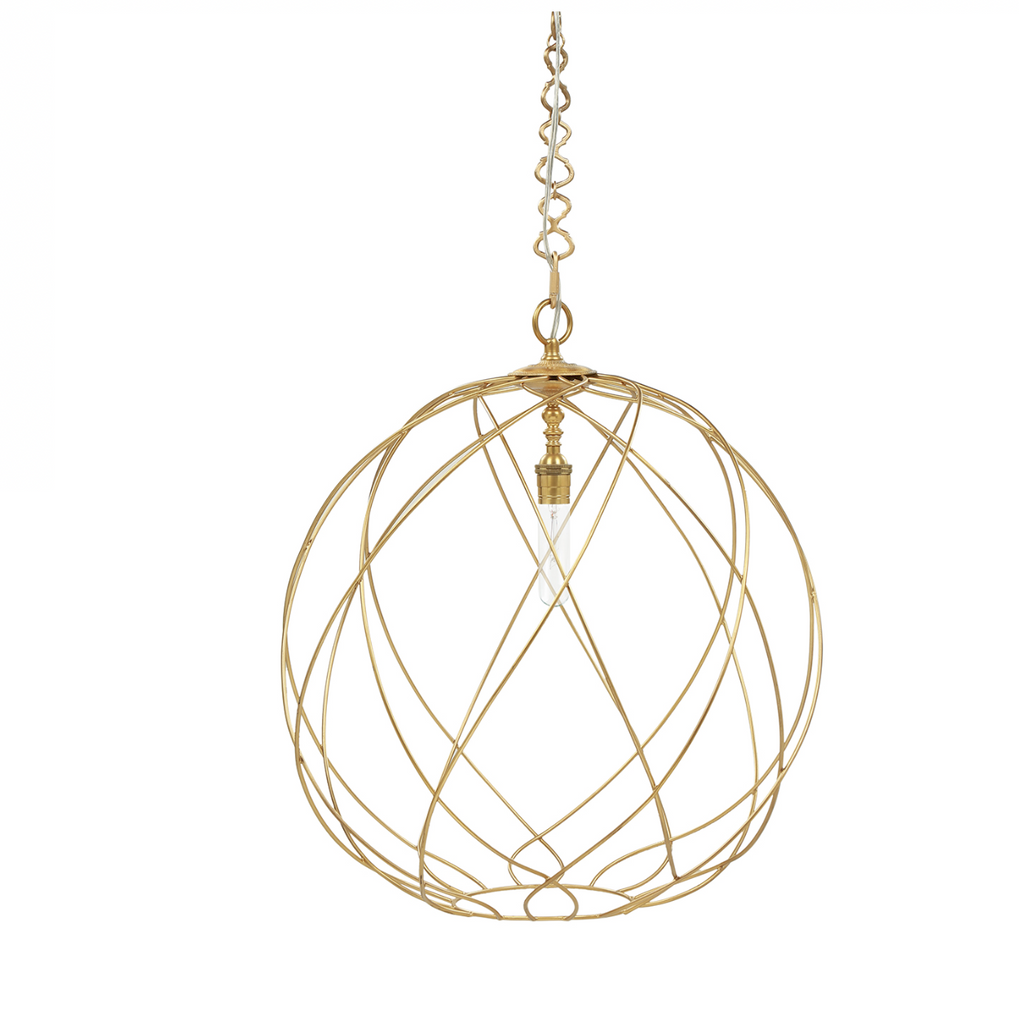 Gail Pendant | Gold-Ro Sham Beaux-The Grove