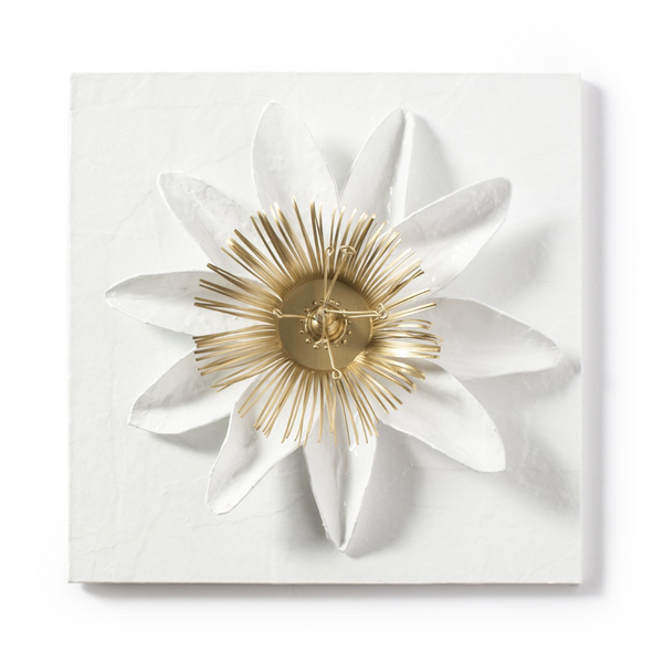 Passion Flower | White-Stray Dog Designs-The Grove