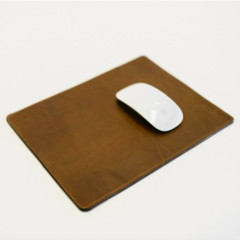 Leather Mouse Pad-Clayton & Crume-The Grove