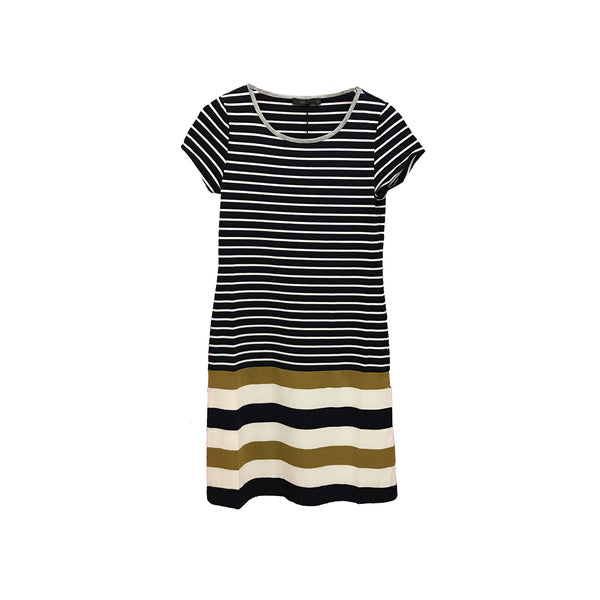 THML Stripe T-Shirt Dress