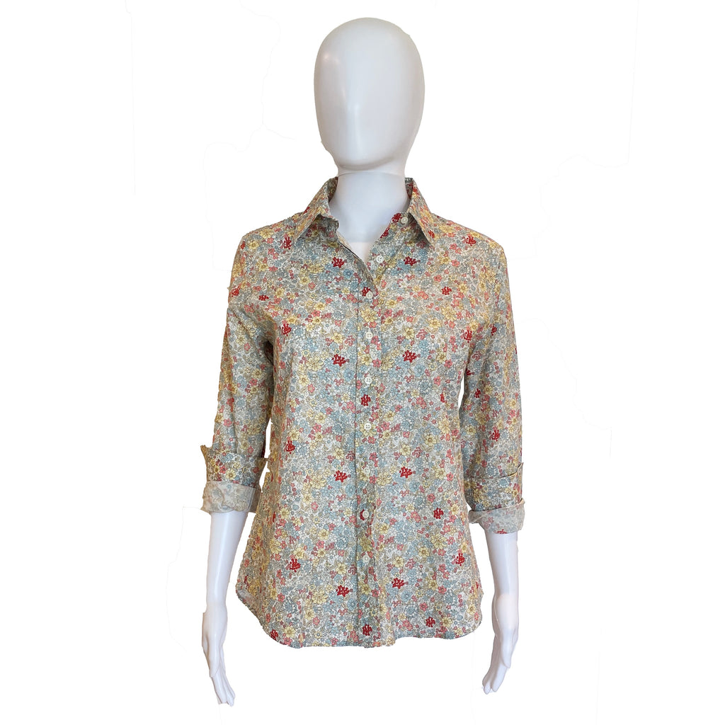 Icon Shirt | Ditsy Floral