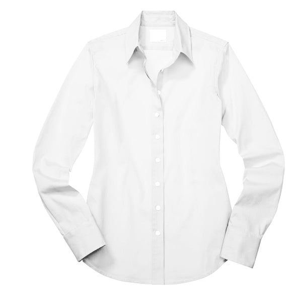 The Essentials Icon Shirt | White