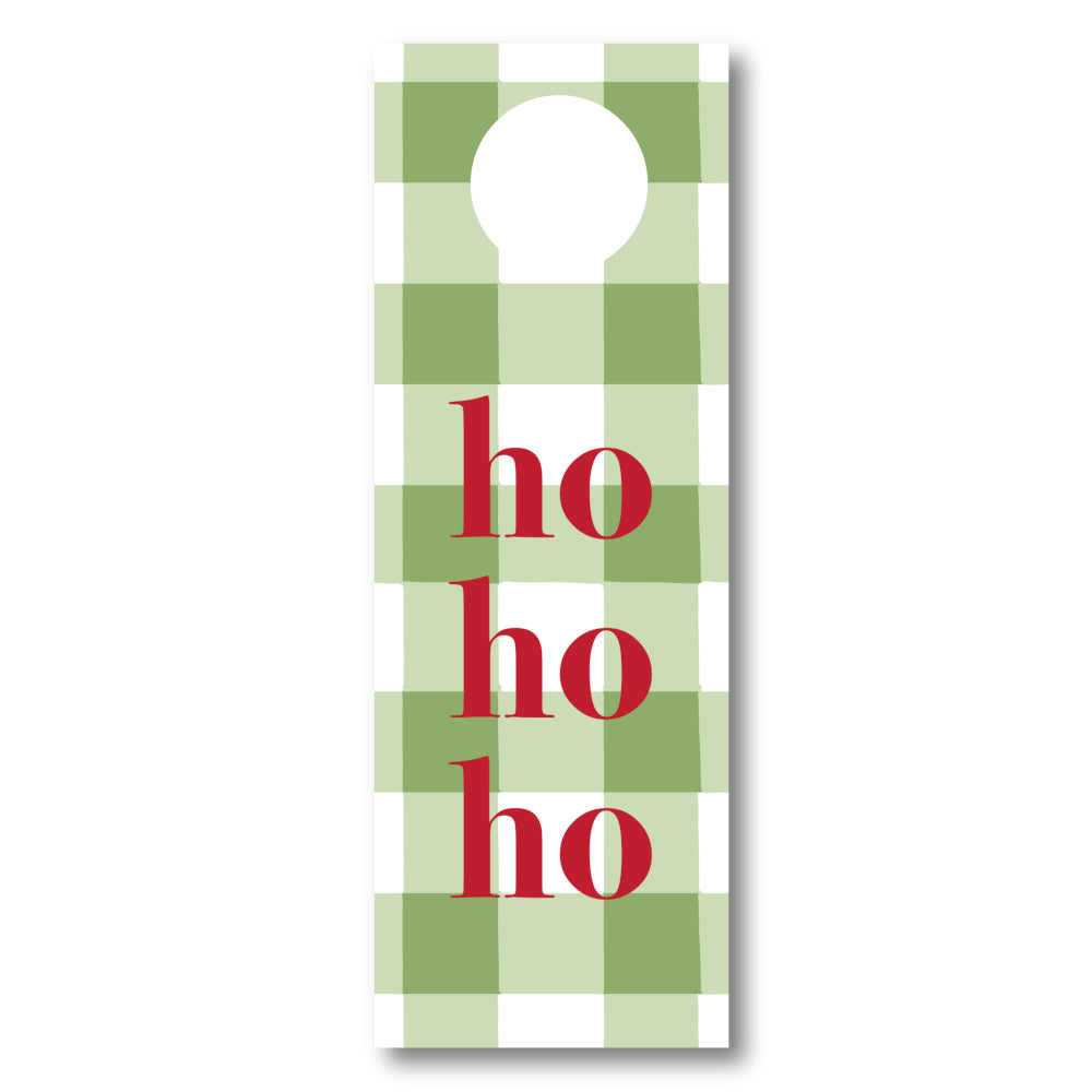 Wine Tags | Ho Ho Ho