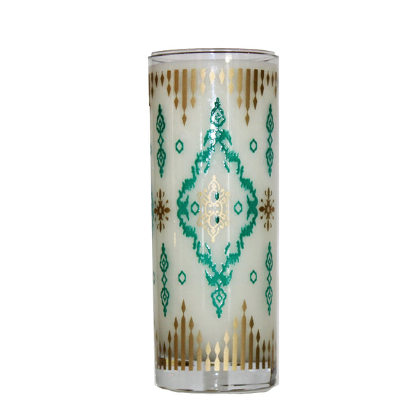 Jaipur Candle | Teal-Winter Park Candle-The Grove