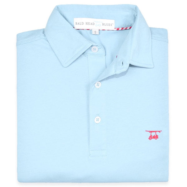 Ace Polo | Solid Bell