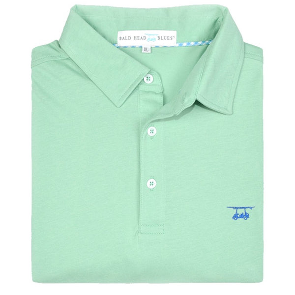 Ace Polo | Solid Spring