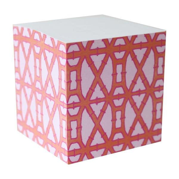 Sticky Note Cube | Bamboo