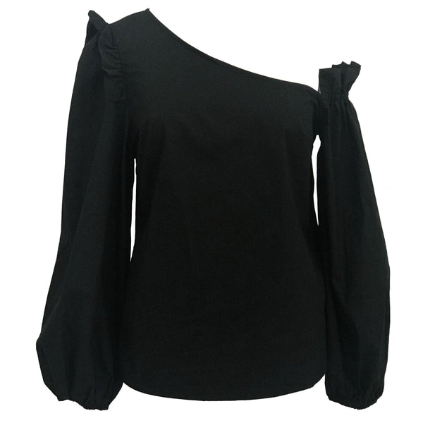 Bishop Blouse | Black